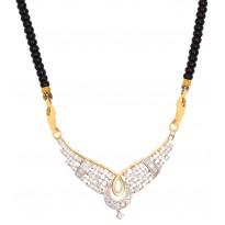 Diamond Mangalsutra: DM028
