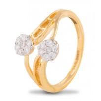Preeminent Diamond Ring