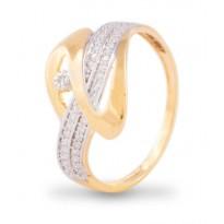 Vehemence Diamond Ring