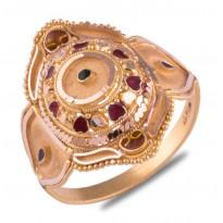 Gunika Gold Ring