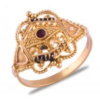 Marushika Gold Ring