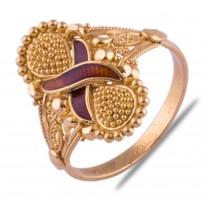Trishi Gold Ring