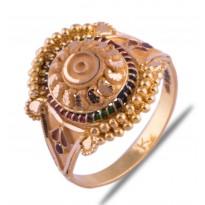 Kayra Gold Ring