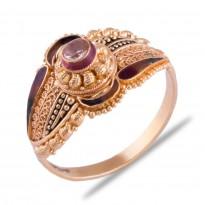 Izumi Gold Ring