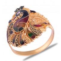 Benisha Gold Ring