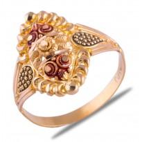 Tavishi Gold Ring