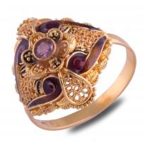 Sanika Gold Ring