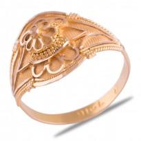 Aadrika Gold Ring