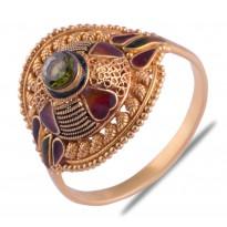 Chirmi Gold Ring