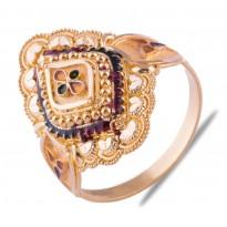 Gaurika Gold Ring