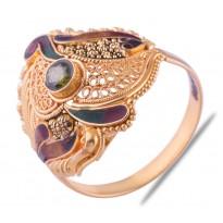 Vihani Gold Ring