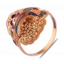 Saura Gold Ring