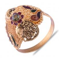 Jeiya Gold Ring