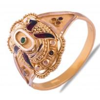 Shayna Gold Ring