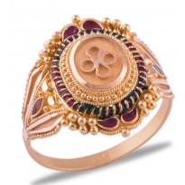 Avipsa Gold Ring