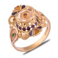 Aabharana Gold Ring