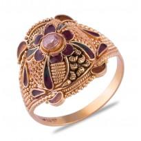 Evanshi Gold Ring