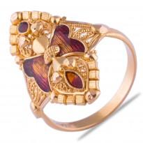 Ayati Gold Ring