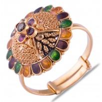 Lunasha Gold Ring