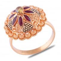 Zaira Gold Ring