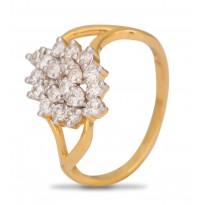 Bounteous Diamond Ring