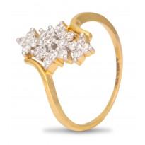 Glitz and Glamour Diamond Ring