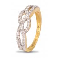 Classic Decorum Diamond Ring
