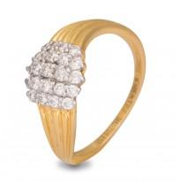 Cool Bling Diamond Ring