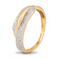 Tantalising Flair Diamond Ring