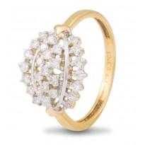 Outstanding Diamond Ring