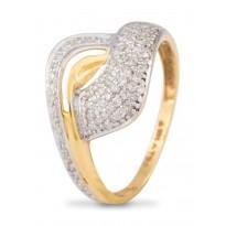 Fanciful Diamond Ring