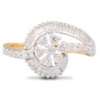 Enticing Diamond Ring