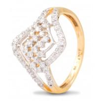 Blissful Essence Diamond Ring