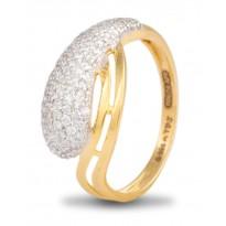 Enthralling Diamond Ring