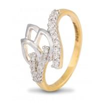 Aureate Diamond Ring
