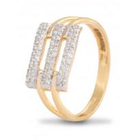 Sprinkling Lustre Diamond Ring