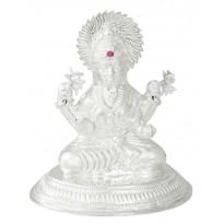 Silver Laxmiji Statue