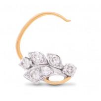 Appealing Diamond Nose Pin