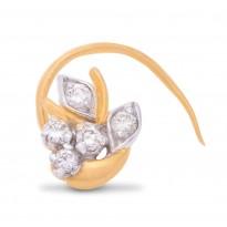 Heavenly Diamond Nose Pin