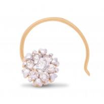 Smashing  Diamond Nose Pin
