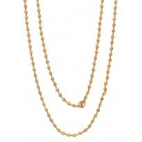 Contemporary Gold Chain