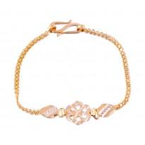 Enduring Legacy Gold Bracelet