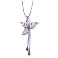Flower-Knot Pendant