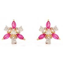 Floral Amor Earrings