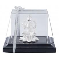 Ecclesiastic Goddess Silver Idol