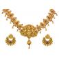 Lotus Laxmi Necklace